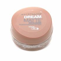 Base Maybelline Dream Matte Mousse - Dark 3 Cocoa