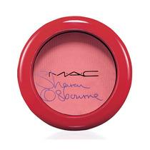 Mac Blush Sharon Osbourne Peaches & Cream Limitado! Lindo!