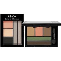 Nyx Paleta Sombras- Love In Florence Eyeshadow Lançamento