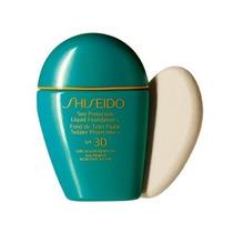 Base Líquida Shiseido- Anti-idade C/ Fator Proteção 30