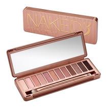 Paleta De Sombras Naked3 -maquiagens - Urban Decay
