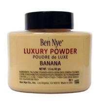 Ben Nye Luxury Powder Banana - Pó Para Iluminar - 42 Gramas