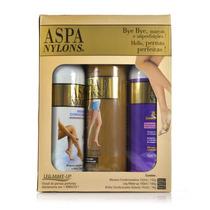 Aspa Nylons Maquiagem P/ Pernas Meia Calça Spray Claríssima