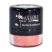 Blush Iluminador Max Love Nº2 Pink