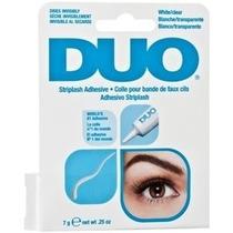 Cola Adesivo Para Cílios Postiços - Duo Eyelash Transparente