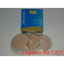 Shiseido Refil Pó Base Compact Sun Diversas - Spf 20