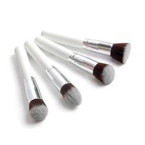 Kit De Pinceis 4 Pcs Similar Sigma Kabuki Pronta Entrega