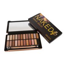 Paleta De Sombra Naked 4 - Pronta Entrega -produto No Brasil