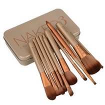 Kit Com 12 Pincel Naked 3 Power Brush