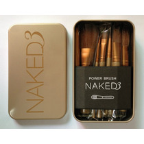 Pincéis Naked 3 Urban Decay Power Brush + Pronta Entrega!
