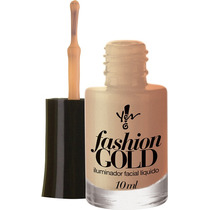 Iluminador Líquido Fashion Gold Yes! Cosmetics