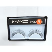 Cílios Mac Postiço Maquiagem Olhos