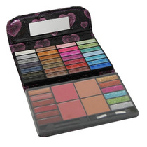 Carteira Maquiagem 3d Sombra, Batom, Blush E Pó T & G Tango
