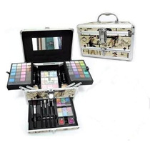 Maleta De Maquiagem 3d Jasmyne 96 Completa Kit Profissional!