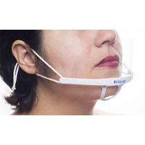Mascara Higiênica Proteção Antiembaçante Estetica Maquiadora