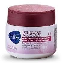 Avon Care Creme Facial Renovare Accolade Dia E Noite Cada