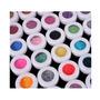 Kit Maquiagem Glitter 30 Cores Pacote Glitter Carnaval