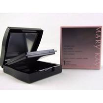 Mini De Estojo Maquiagem + Espelho Mary Kay (vazio)