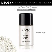 Sombra Pigmento Ultra Pearl Mania White Nyx
