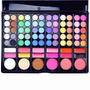 Maquiagem Profissional - Paleta De Sombras 78 Cores - P78#3