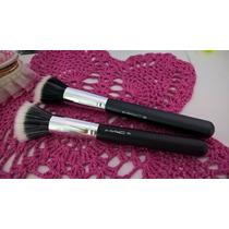 Pincel Para Maquiagem Duo Fiber 187