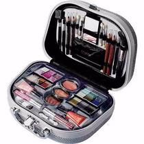 Maleta Maquiagem Profissional + Brinde Avon !!!