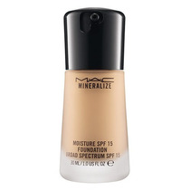 Base Mac Mineralize 30 Ml. Spf 15 Pronta Entrega.