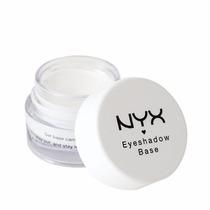 Nyx Eyeshadow Base Primer Olhos Sombras Branco White
