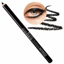 Kit Avon 3 Lápis Pretos Para Delinear Olhos + Brinde
