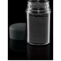 Pigmento Mac Dark Soul Fração 0,5 Gramas Cor Preto