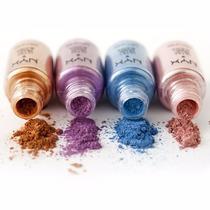 Pigmento Nyx - Ultra Pearl Mania - Várias Cores