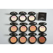 Kit Com Pó Compacto Studio Fix E Base Studio Sculpt Spf 15