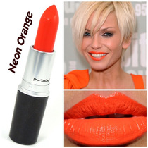 Mac Batom Amplified Creme Neon Orange A44