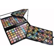 Paleta De Sombras 120 Cores Maquiagem 3d