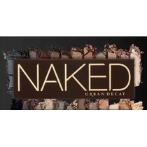 Paleta Naked Urban Decay C/ 12 Cores + Pincel!!!