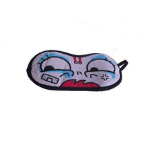 Divertida Máscara Para Dormir , Tapa Olho, Viseira