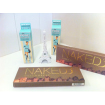 Paleta Naked + Prime Benefit