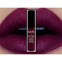 Soft Matte Lip Cream Batom Matte Nyx Lipstick Copenhagem