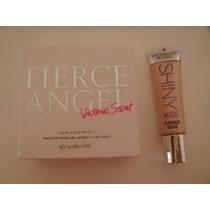 Victorias Secret Sombra Blush Gloss Cheek&eye Palette Novo
