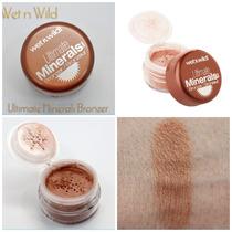 Blush Bronzeador Wet N Wild Ultimate Mineral