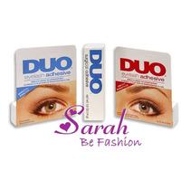 Cola Para Cílios Duo Eyelash Adhesive Transparente Preta 9g
