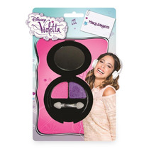 Estojo De Sombras Da Violleta Disney Original - Beauty Brinq
