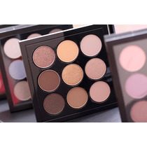 Paleta De Sombras Eye Shadow X 9 Mac - Amber - Original