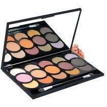 Paleta Luisance/ Jasmyne - 15 Sombras Maquiagem Nude A Ou B