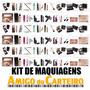 Kit De Maquiagens 9