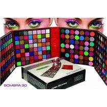 Paleta De Sombras 226 Cores Maquiagem 3d Jasmine