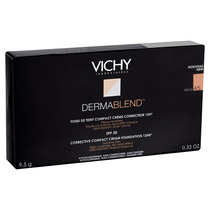 Vichy Dermablend - Base Compacta Corretiva Fps30 - Gold 45