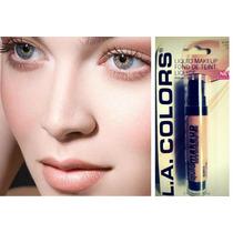 Maquiagem - La Colors Base Liquida Beige