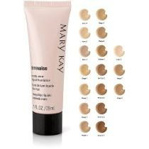 Base Liquida Timewise Mary Kay