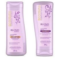 Kit Bio Extratus Desamarelador Shampoo + Finalizador